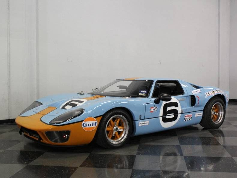 1966 Ford Gt For Sale Ford Gt40 Ford Gt Gt40