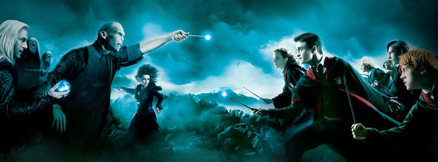 Harry Potter VS Voldemort | Harry potter fondos de pantalla, Harry ...