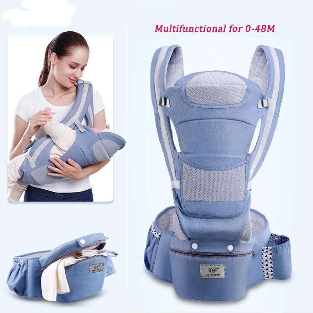 0-48M Ergonomic Baby Carrier