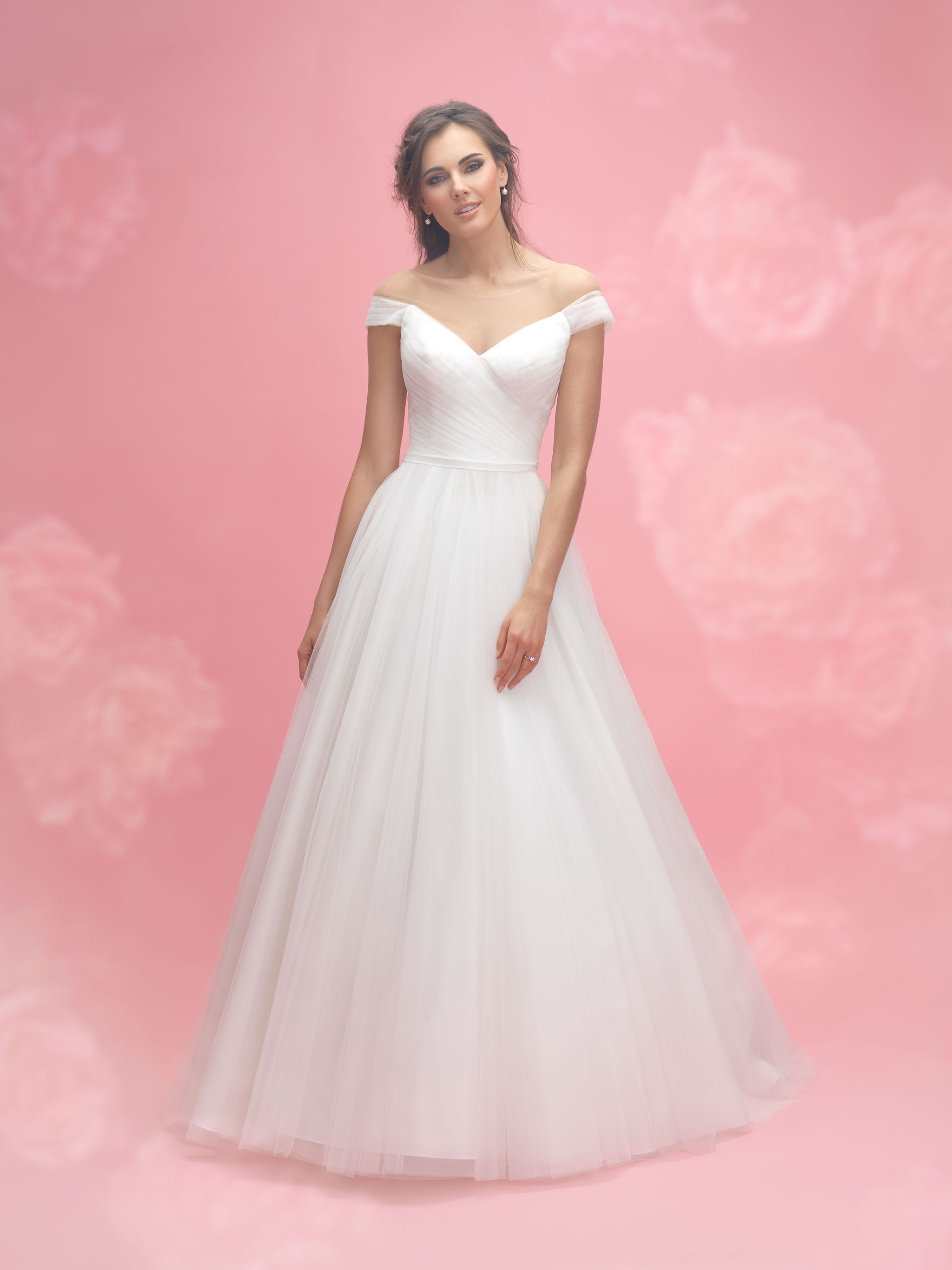 Allure Bridal, Romance Collection ($800-$1300) | Wedding | Pinterest