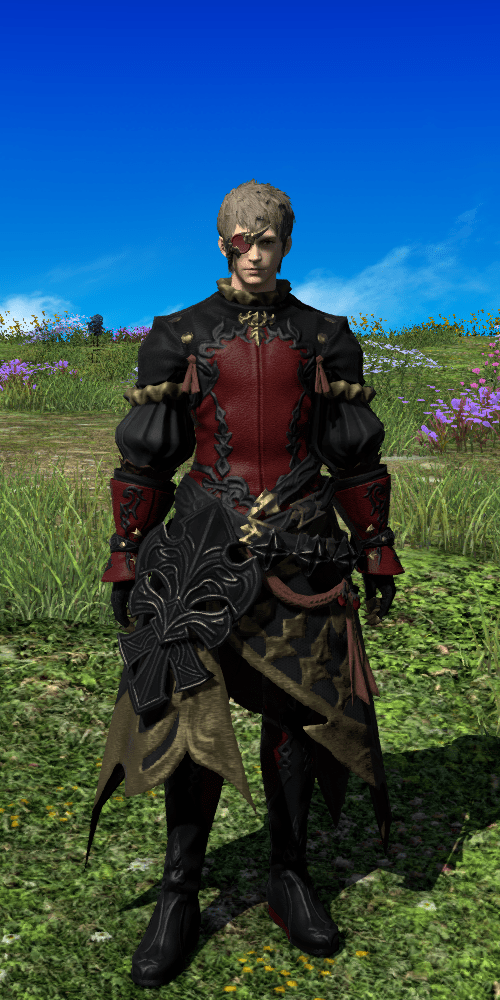 XIV Style | Bogatyr's Casting Armor Set | FF14 Glamours in