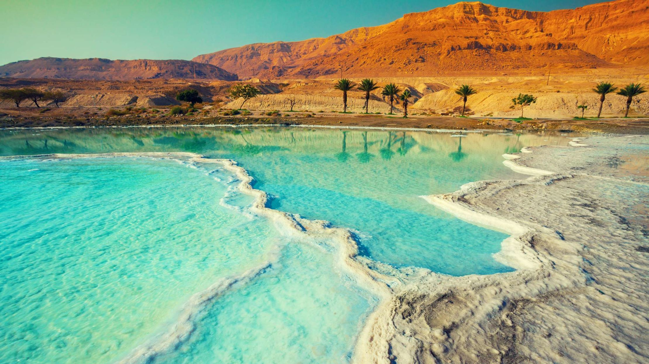 9 Deep Facts About the Dead Sea