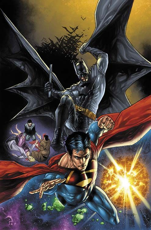 The New 52 Group Solicits, Part 1 (October 2014) | DC Comics
