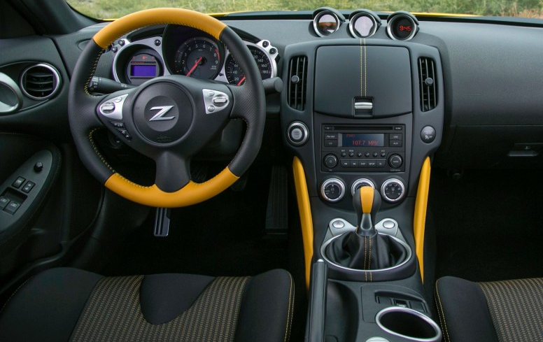 2018 Nissan 370z Interior Nissan 370z Nissan Vehicles