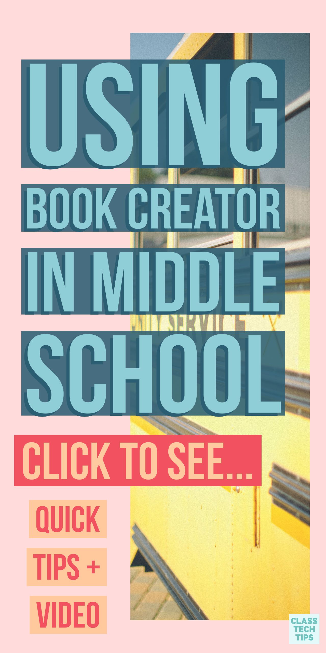 Use Book Creator to Help Students Capture the Story of