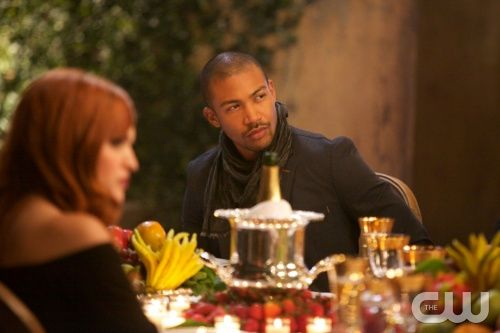 "The Originals -- ""Reigning Pain In New Orleans"" -- Image Number: OR109a_0038.jpg -- Pictured: Charles Michael Davis as Marcel -- Photo: Annette Brown/The CW -- © 2013 The CW Network, LLC. All rights reserved"