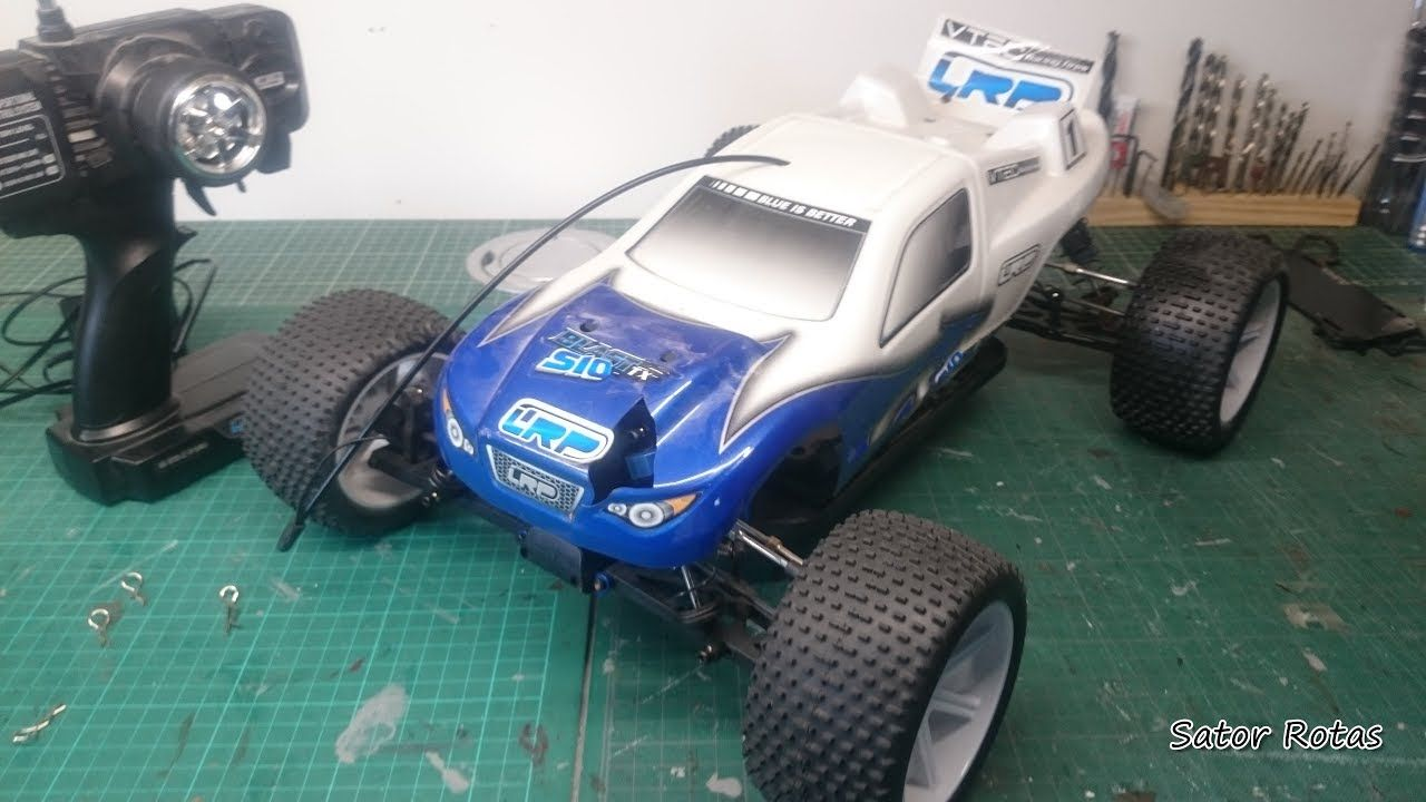 Lrp S10 Blast Tx1 Truggy Brushless 2 4 Ghz Rtr 4wd 1 10 Rtr 4wd Toy Car