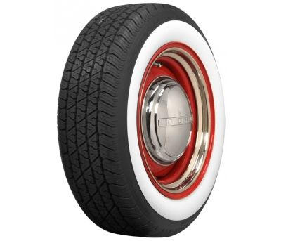 Bf Goodrich 2 1 4 Inch Whitewall 185 70r15 Classic 50s 60s Automotive Tires Goodrich Vintage Camping