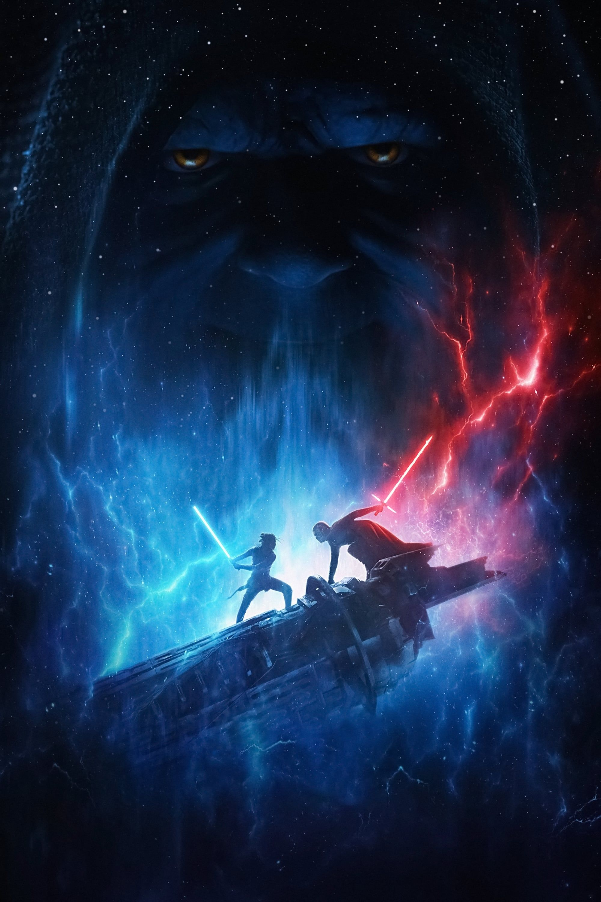 Free Download Star Wars The Rise Of Skywalker 2019 Dvdrip full movie English Subti Fondos De Star Wars Fondos De Pantalla En Movimiento Star Wars Fan Art