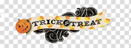 Halloween Mega Trick Or Treat Banner Illustration Transparent Background Png Clipart Funny Banner Halloween Frames Halloween Hacks