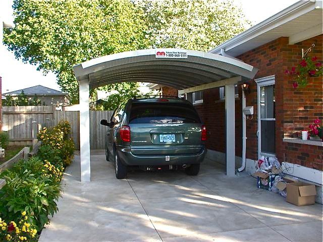 Minivan Metal Carport Kit Nice Looking Metal Carports