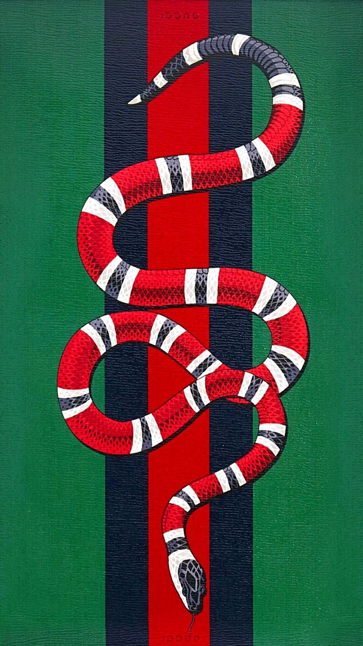 False Coloring In Animals Inspirational Unique Number Endangered Animals Endangered Species And In 2020 Gucci Wallpaper Iphone Crazy Wallpaper Snake Wallpaper