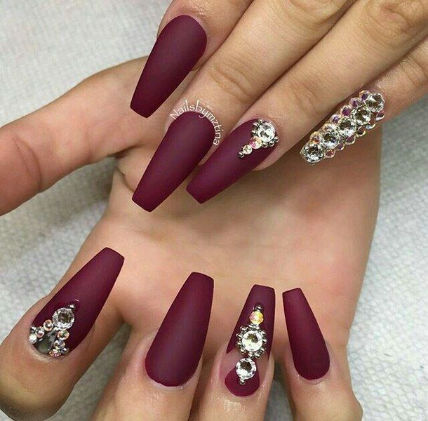 Coffin Nails Art Makeup Nail Design Favim