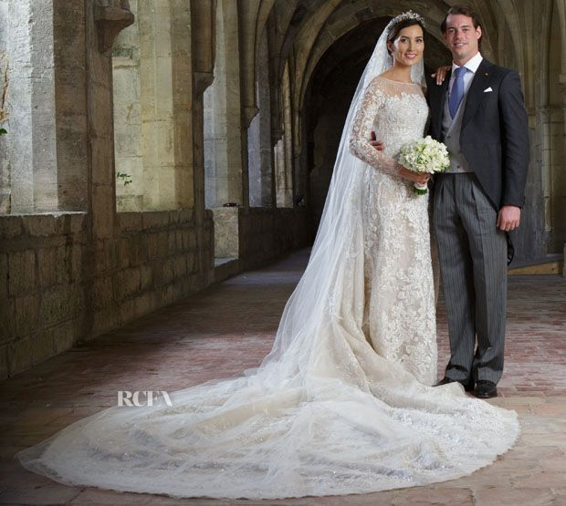Wedding Of Prince Felix Of Luxembourg Amp Claire Lademacher Reception At Couvent Royal