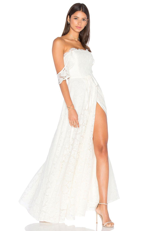Revolve that one day pinterest wedding dress wedding and weddings