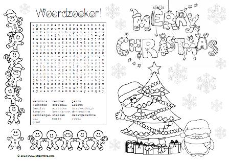 Kleurplaten Kerst Groep 5.Placemat Kerstontbijt Groep 5 Kerstmis Kerst Ideeen Kerst En