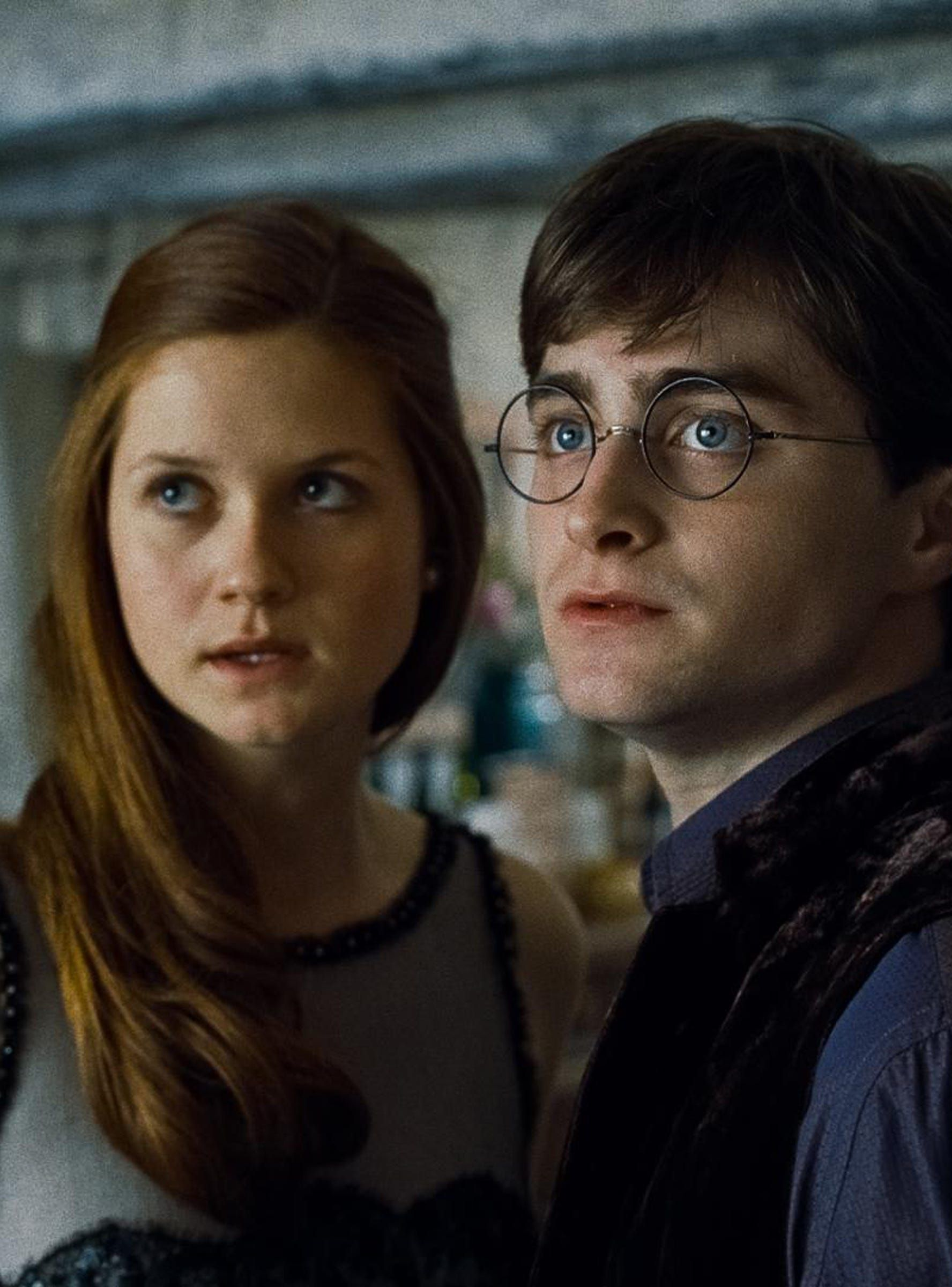 This Harry Potter Theory Is Trying To Sully Ginny Weasly S Good Name Harry Potter Ginny Harry Potter Theories Ginny Weasley