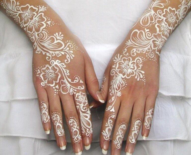 Henna Tangan Untuk Pemula Desain Henna Henna Mehndi Designs