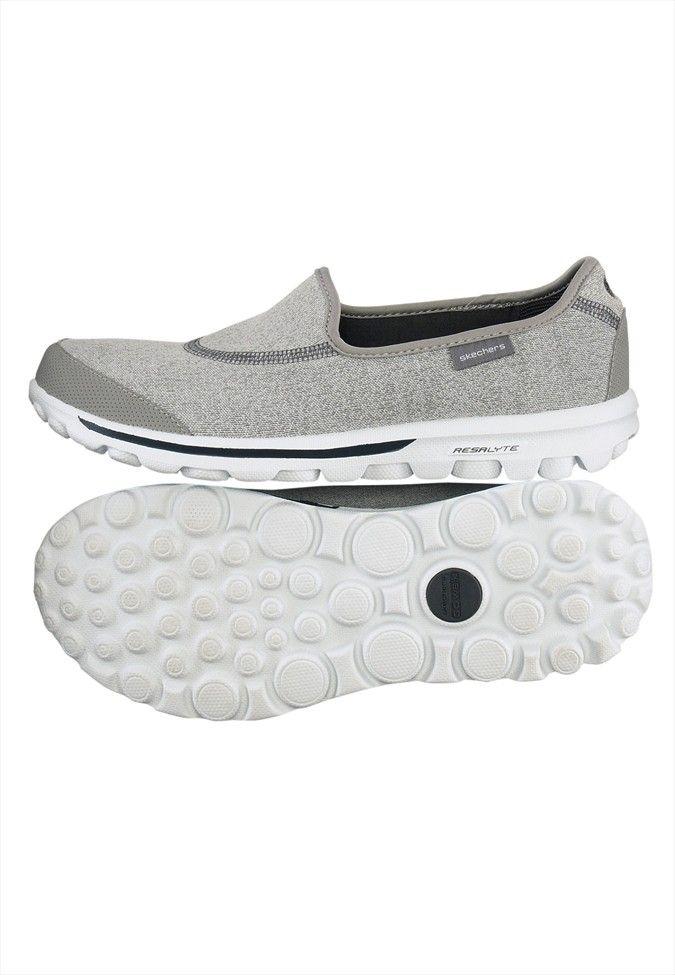 94a80065d34b4 Skechers GOwalk slip-on womens athletic nursing shoe. - Scrubs and Beyond
