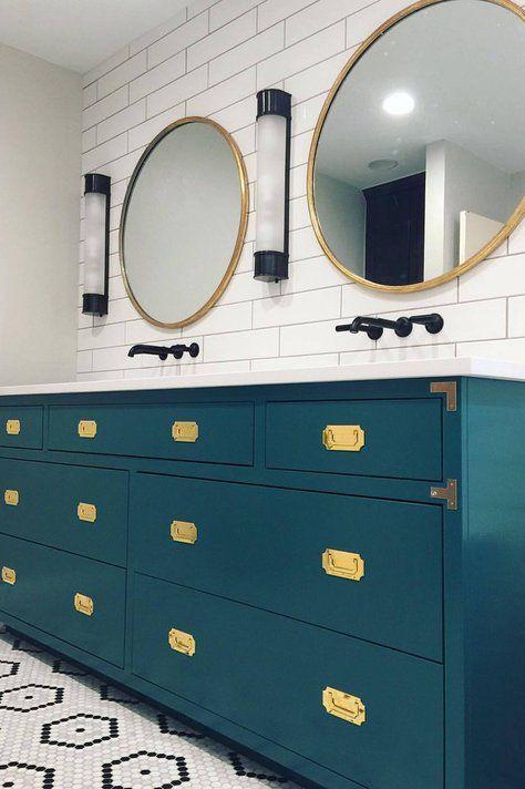 Where To Buy Bathroom Vanities On Every Budget Luxury Bathroom
