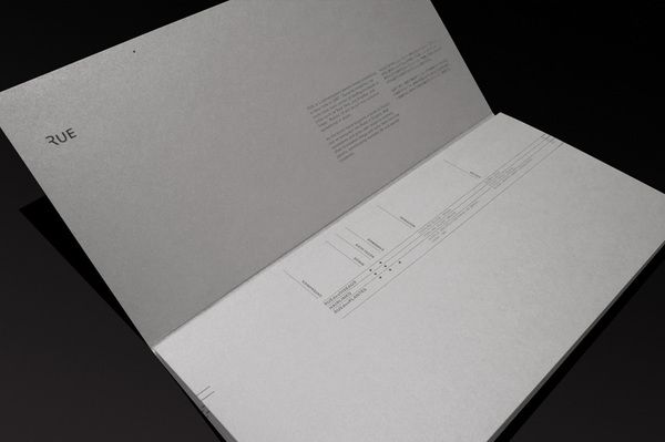 Cardboard Invite Design Pinterest Behance, Fashion graphic - jewelry brochure