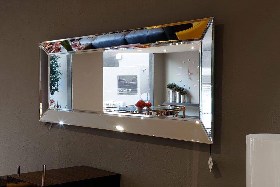 Accesorios espejo para comedor marca mobles for Espejos rectangulares para sala