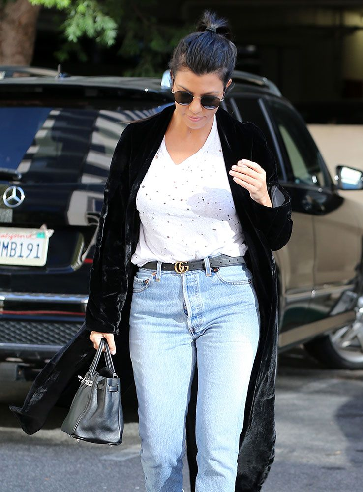 1d3d3a042122 Just Can t Get Enough  Kourtney Kardashian and Her Hermès Birkin 25cm -  PurseBlog