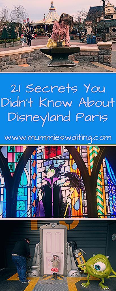 21 Secrets You Didn't Know About Disneyland Paris | Disneyland Paris Scavenger Hunt