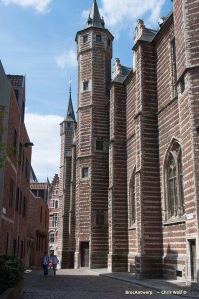 Vleeshuis te Antwerpen (Meeting House)