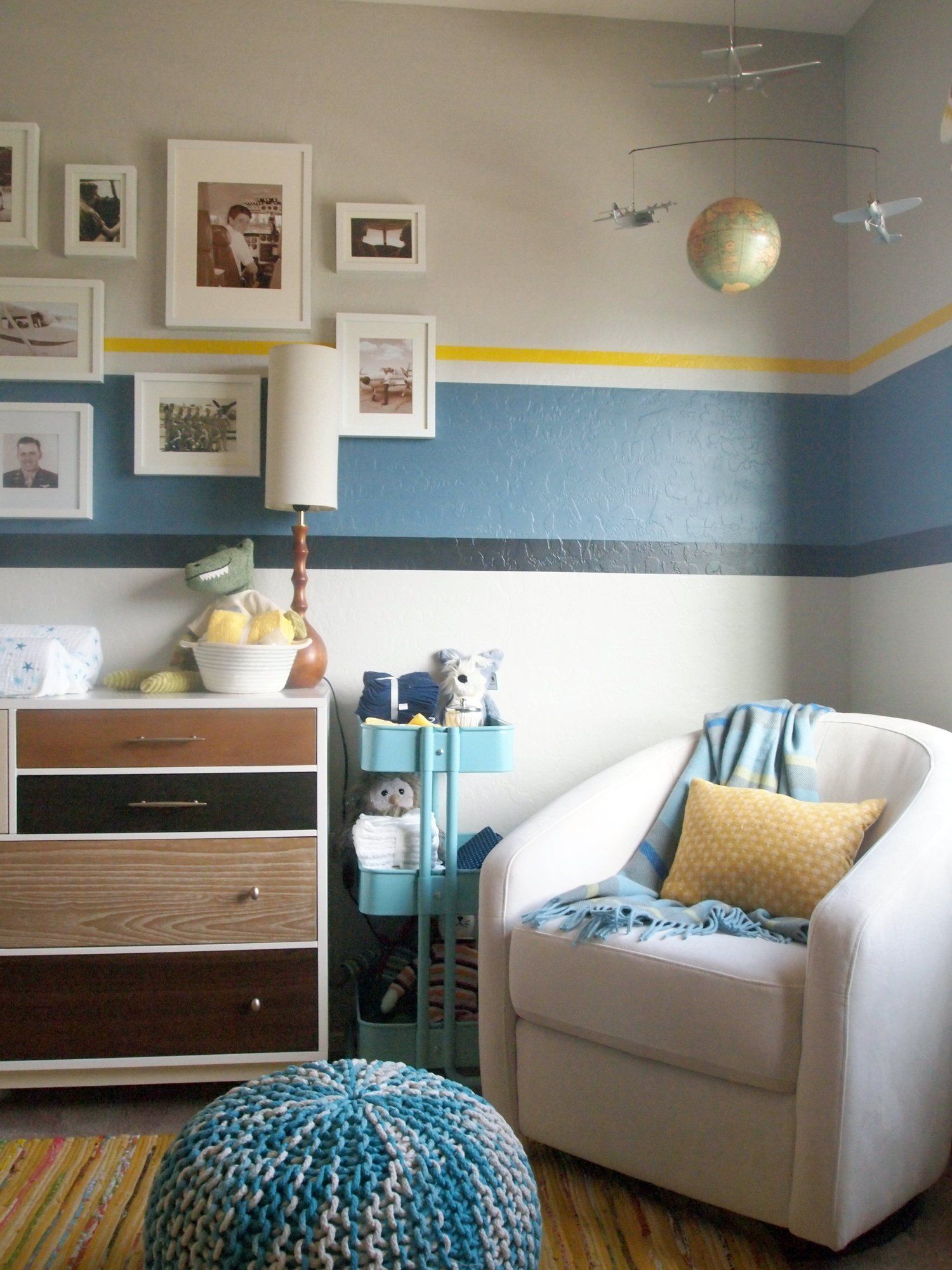 discover this plane themed room and create incredible kids bedroom rh pinterest com