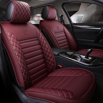 Strange Leather Car Seat Cover Universal Car Seat Protector Mat For Creativecarmelina Interior Chair Design Creativecarmelinacom