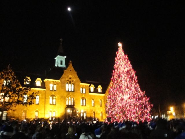 Pin By Jennie Wagner On Our Beautiful Campus Seton Hall University Christmas Seton