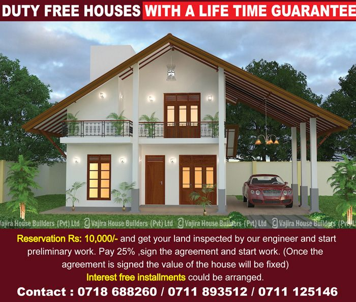 Delightful Best House Builders #4: Vajira House Builders | Best House Builders Sri Lanka | Building  Construction