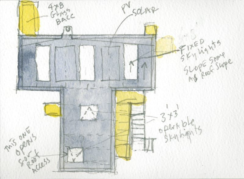 cool architecture drawing. Brilliant Architecture Steven Holl Architects  T Space Dutchess County Cool  ArchitectureArchitecture DrawingsContemporary  On Architecture Drawing A
