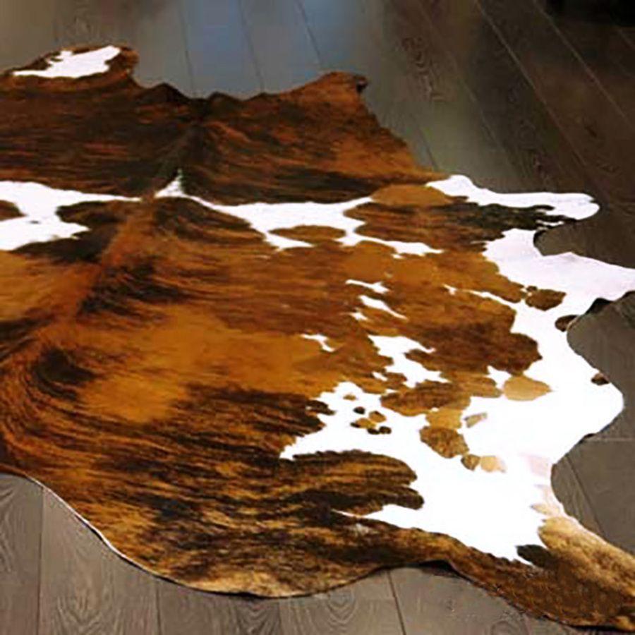 TriColor Cowhide rug in 2020 Cow hide rug, Tricolor