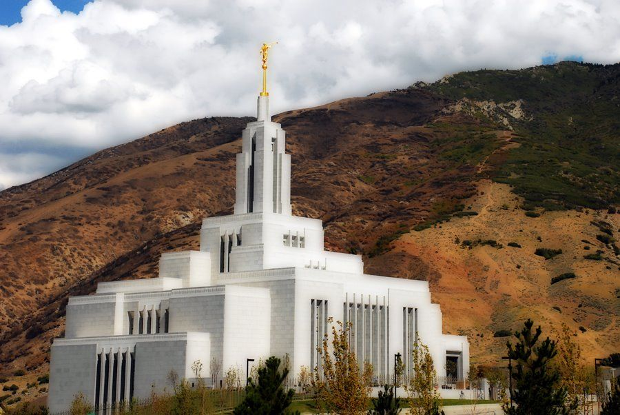 Draper, Utah LDS Temple-This is where I am getting married.  Lucky me.