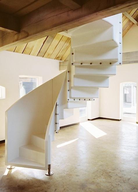 Best Elementstair Spiral Fiberglass Staircase Stairs 400 x 300