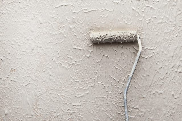 Add Texture To Walls : How to use joint compound texture walls paint ideas
