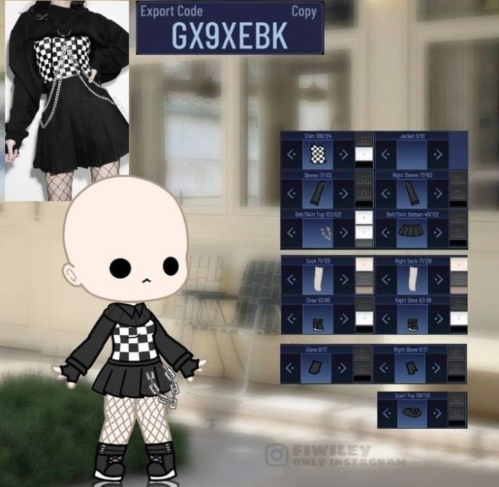 Crazy Anime Hairstyles: Pin By Tired_Latte On Gacha Club Clothes In 2020