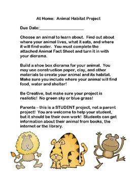 animal research paper I introduced these standards with tracy's animal wax museum project her packet is adorable and you can adjust it to make it work perfectly in a kindergarten classroom before i start, i tell my students that we are going to start a group research project i explain to them what research means and how a.