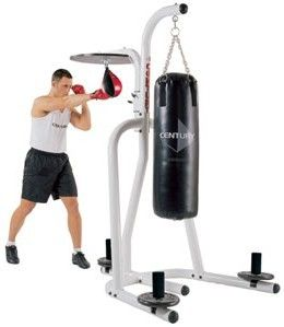 Heavy Bag Stand Punching Regular Exercise Home Workout Equipment Keep Fit