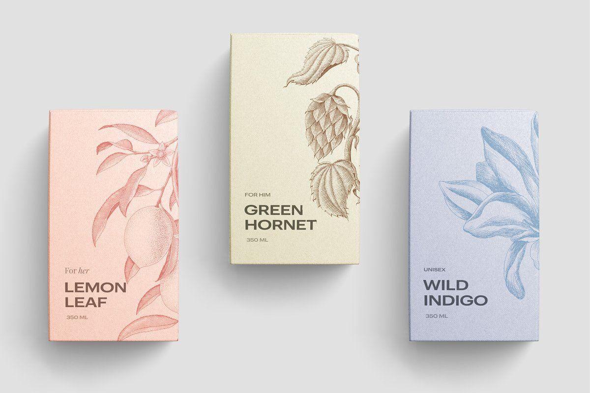 Download Box Mockup Vol 3 Tea Packaging Design Chocolate Packaging Design Box Mockup