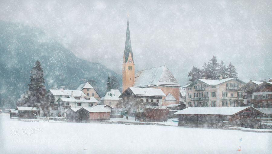 Rottach-Egern in Bavaria by MacBen via http://ift.tt/1T9xqbu