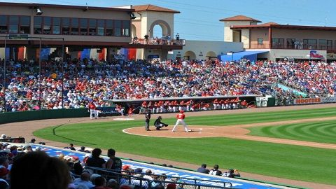 The Official Site Of Minor League Baseball Clearwater Threshers Homepage Clear Water Spring Training Clearwater Tampa