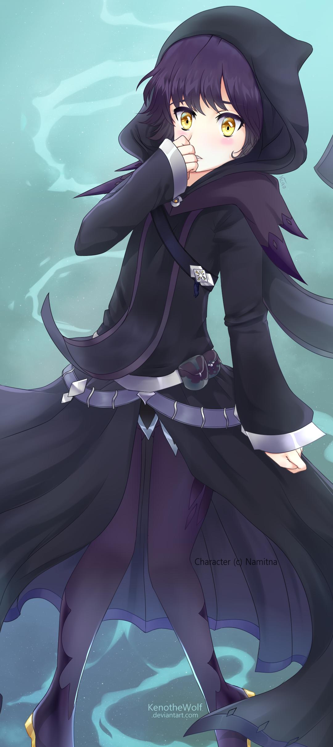 Namodia Demon Geeky Art Anime Anime Characters