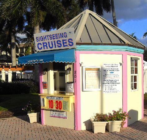 Ticket Kiosk, Delray Yacht Cruises (Delray Beach, Florida) http://www.soflosocial.com/ #delray #delraybeach #florida #soflo #soflosocial #atmosphere #travel #vacation #placestogo