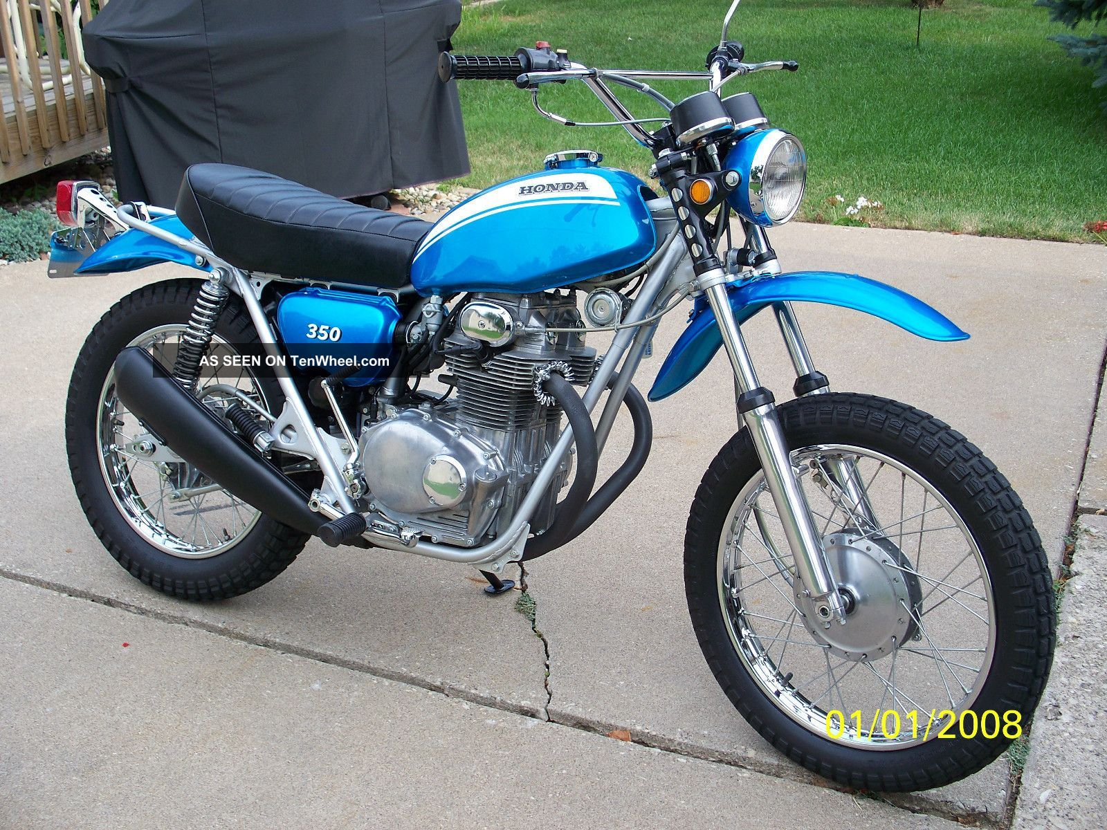 1971 honda sl 350 i went to salt lake city to buy a triumph