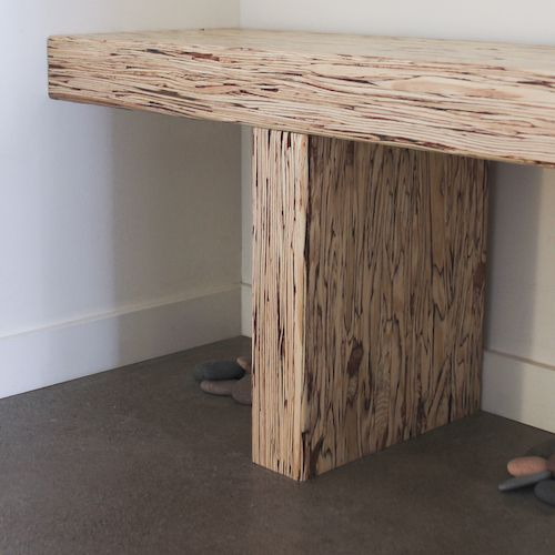 Pin By Wood By Ross On Parallam Parallel Strand Lumber Build A Coffee Table Furniture Industrial Interior Design
