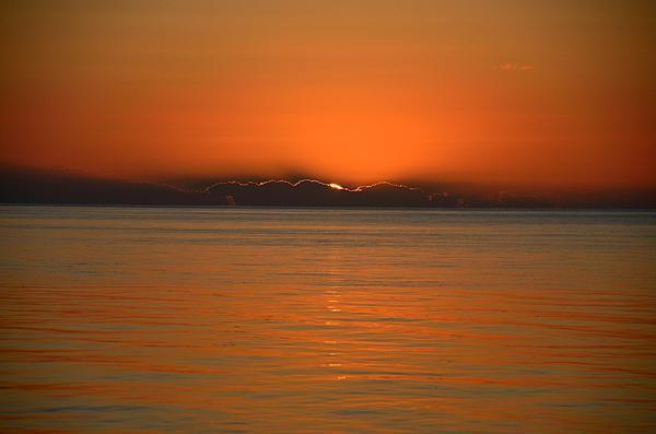 Sunrise at Montagu Beach, Nassau, Bahamas