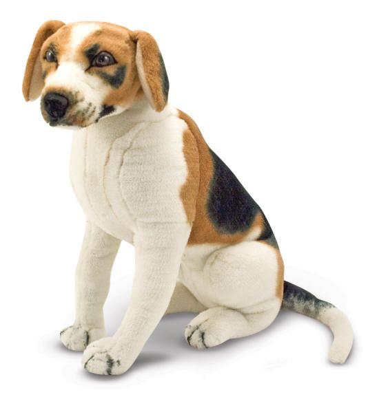 Giant Stuffed Animals Melissa Doug Plush Beagle Dog Stuffed Animal